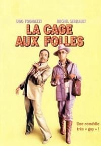 La Cage Aux Folles (1973) movie poster