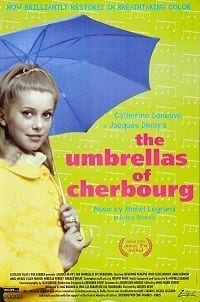 The Umbrellas of Cherbourg (1964) movie poster