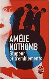 Image of book cover of Stupeur et Tremblements by Amélie Nothomb