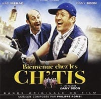 """Movie poster """"Bienvenue Chez Les Ch'tis"""""""