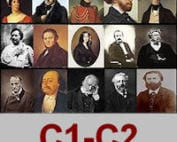 Image of French classical literature greats