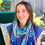 Photo of Joelle Pluchon, French language instructor at the Alliance Française of Santa Rosa