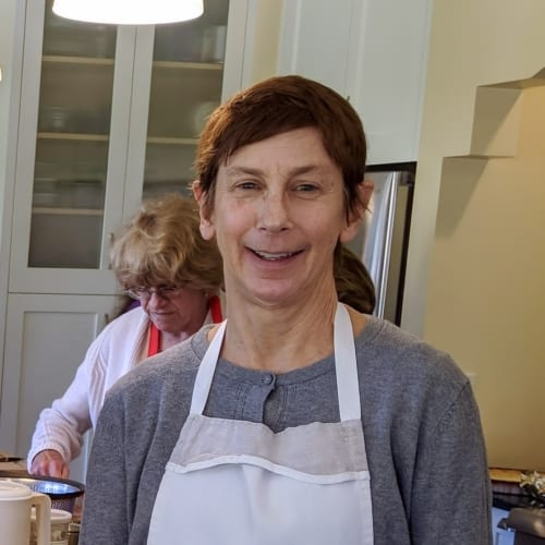 Photo of Julia Fornage, French language teacher at the Alliance Française of Santa Rosa