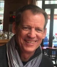 Photo of Lee Alderman, Vice President and Board Member at the Alliance Française of Santa Rosa