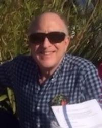Photo of Michael Sanders, Treasurer and Board Member at the Alliance Française of Santa Rosa