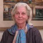 Photo of Michele Shockey, French language instructor at the Alliance Française of Santa Rosa