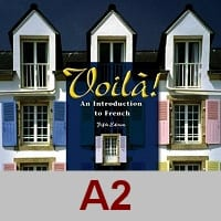 Image of textbook Voilà: An Introduction to French, 5th edition