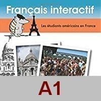 Image of book cover of Français Interactif