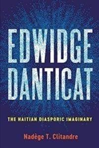 """Image of book cover of """"The Haitian Diasporic Imaginary"""" by author Edwidge Danticat"""