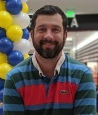 Photo of Emmanuel Jougounoux, Alliance Française de Santa Rosa Board Member