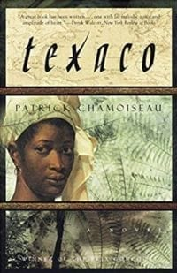 "Image of book cover ""Texaco"" by Patrick Chamoiseau"