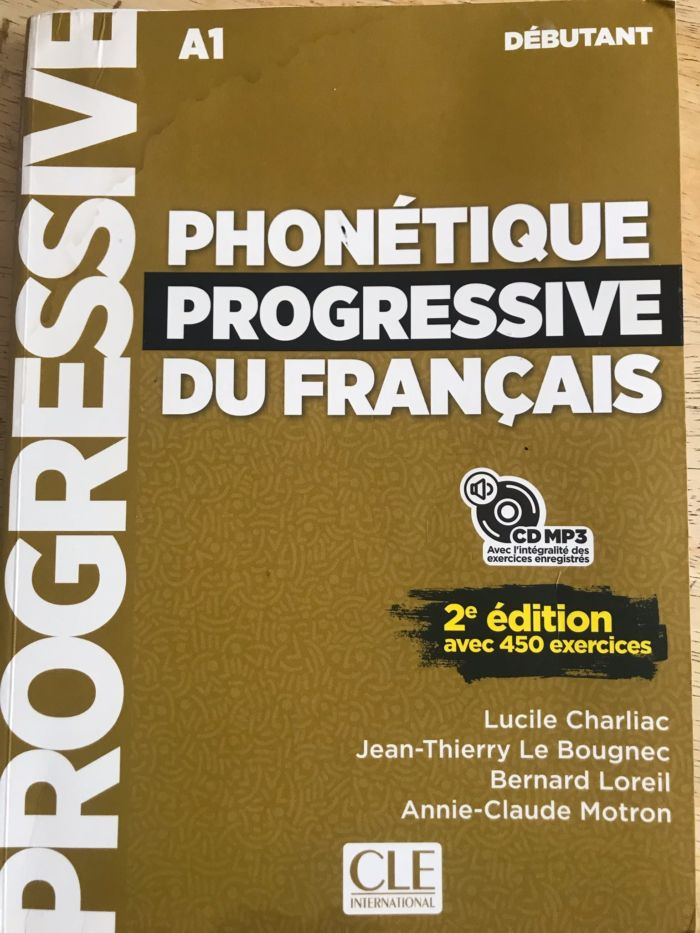 Phonetique Progressive